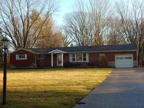 Property for sale at 5216 Pinecrest Drive, Salem Twp,  OH 45152