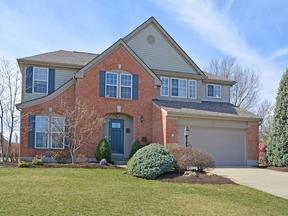 Property for sale at 6617 Covefield Court, Mason,  OH 45040