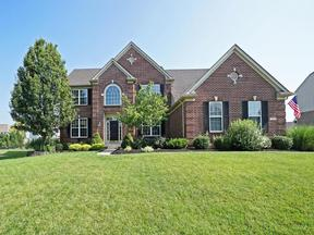 Property for sale at 3872 Marble Ridge Lane, Mason,  OH 45040