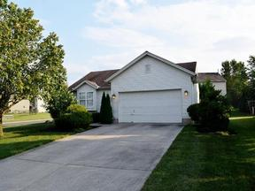 Property for sale at 459 Little Creek Drive, Lebanon,  OH 45036