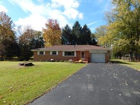 Property for sale at 5105 Knollwood Drive, Salem Twp,  OH 45152